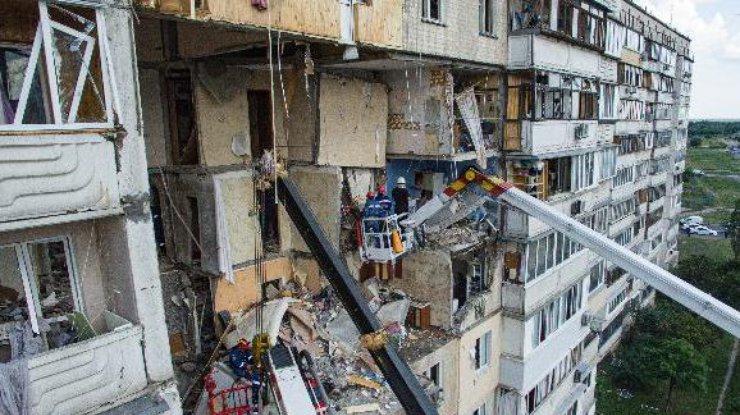 Вячеслав Непоп: «Розроблено робочий проект демонтажу будинку на Позняках, що постраждав від вибуху»