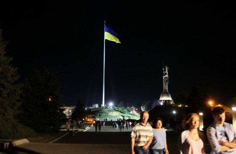 Вячеслав Непоп: Сьогодні вночі будут проведені  регламентні роботи на головному флагштоці країни