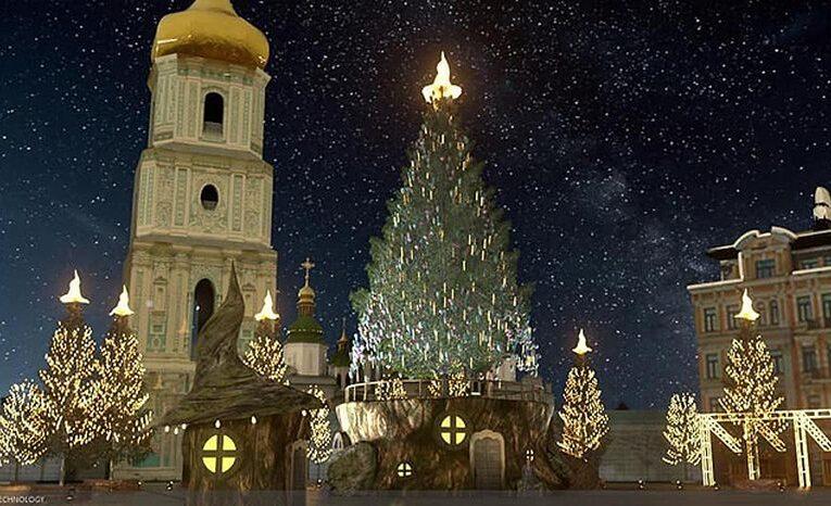 Як у Києві святкуватимуть Новий рік