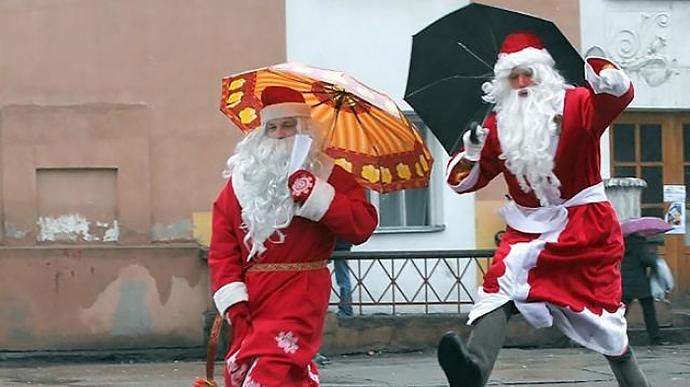 На Новий рік буде тепло, у Києві до +10