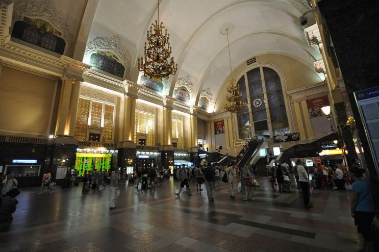 Залізничні вокзали Києва та Вінниці передадуть у концесію